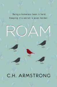 cover145424 medium 197x300 - Book Review. Roam by C. H. Armstrong and No Fixed Address by Susin Nielsen