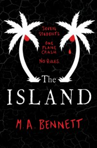 81996SHBhiL 197x300 - Book Review. The Island by M.A. Bennett