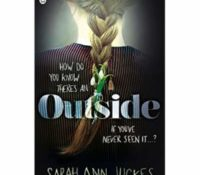Book Review and Book lauch- Outside by Sarah Ann Juckes