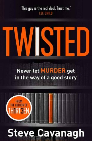 2019 01 26 ent 47300031 I1 - Book Review: Twisted by Steve Cavanagh