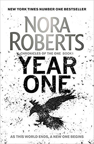 518UfK3ShUL. SX325 BO1204203200  - Book Review: Year One and Of Blood and Bone by Nora Roberts