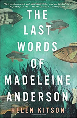 51MNYt3cy6L. SX322 BO1204203200  - Book Review: The Last Words of Madeleine Anderson
