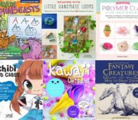 Book Review: Non-fiction Craft books.