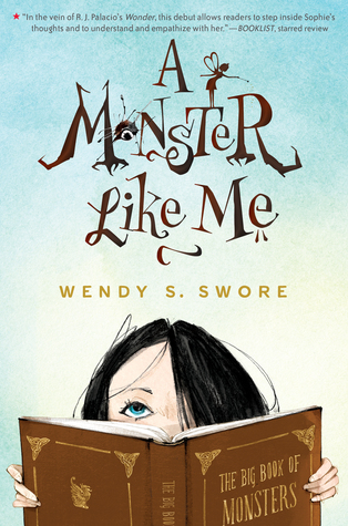 41094522 - Book Review- A Monster Like Me by Wendy Swore