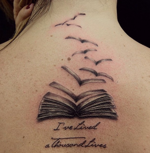 624e0819dfb1bc688159bcdc99eb9f2c - Book Tattoos