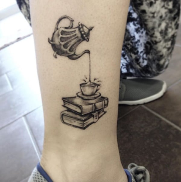 book tattoos ideas0381 - Book Tattoos
