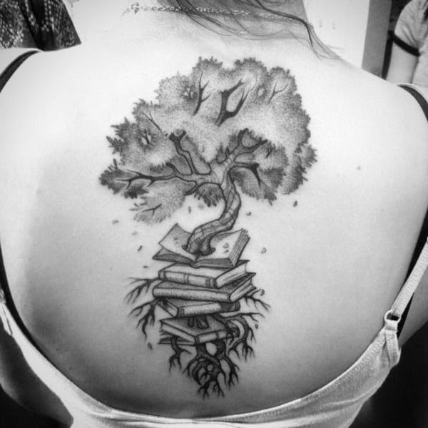 book tattoos ideas0701 - Book Tattoos