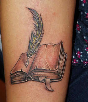 Book Tattoos Learn about tattoos, discover their symbolic meaning, find inspiration, collect the ones you like and easily contact. book tattoos