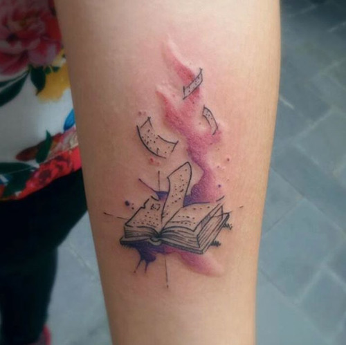 large 1 - Book Tattoos