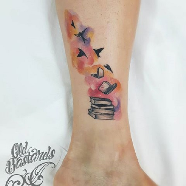 tattoos of books 130895 - Book Tattoos