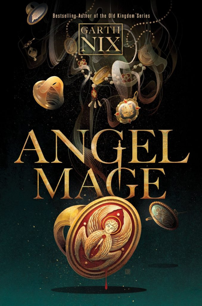 41951611 678x1024 - Book Review. Angel Mage by Garth Nix