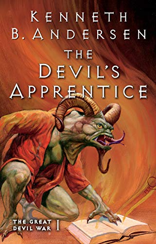 51A2aJmvYzL 1 - Book Review- The Devil's Apprentice by Kenneth B Andersen