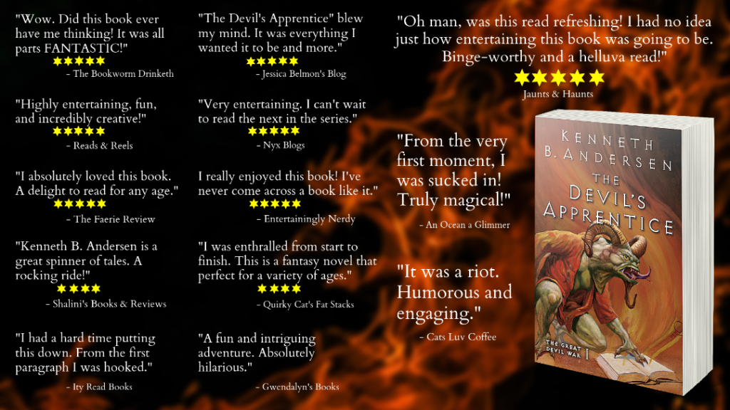 thumbnail 1 1024x576 - Book Review- The Devil's Apprentice by Kenneth B Andersen