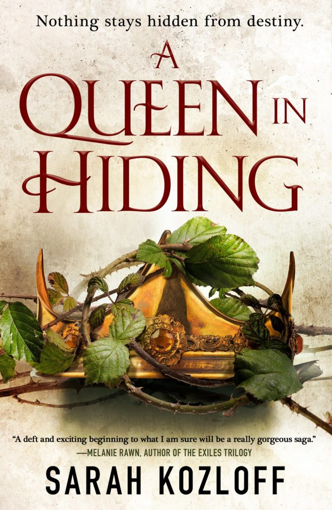 45046606 668x1024 - Book Review- A Queen in Hiding by Sarah Kozloff