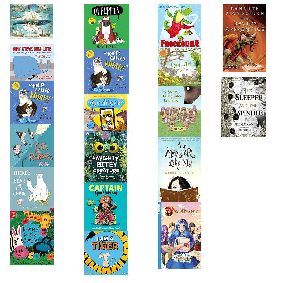 kidsbooks - 2019 Reading Roundup