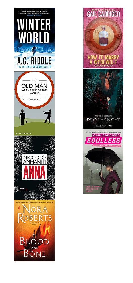 scifi - 2019 Reading Roundup