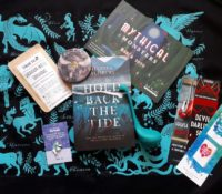 Unboxing- Book Box Club March