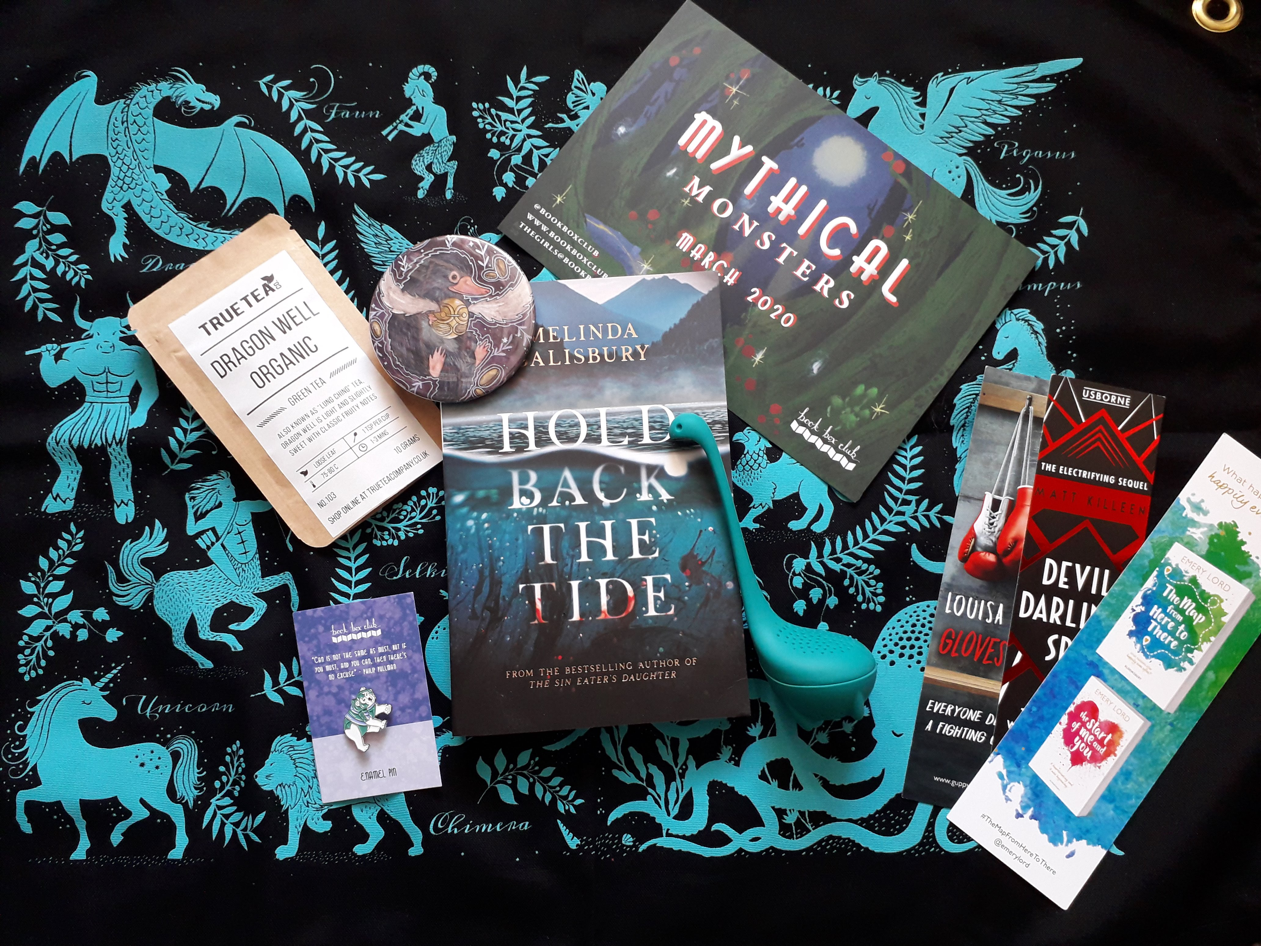 20200325 144138 - Unboxing- Book Box Club March