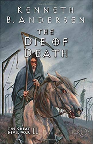 51BRs7HVhlL. SX322 BO1204203200  - Book Review- Die of Death by Kenneth B Andersen