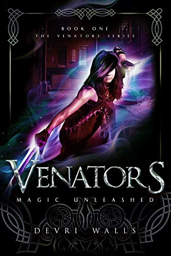 51uvvcyvBrL - Book Review- The Venators: Magic Unleashed by Devri Walls