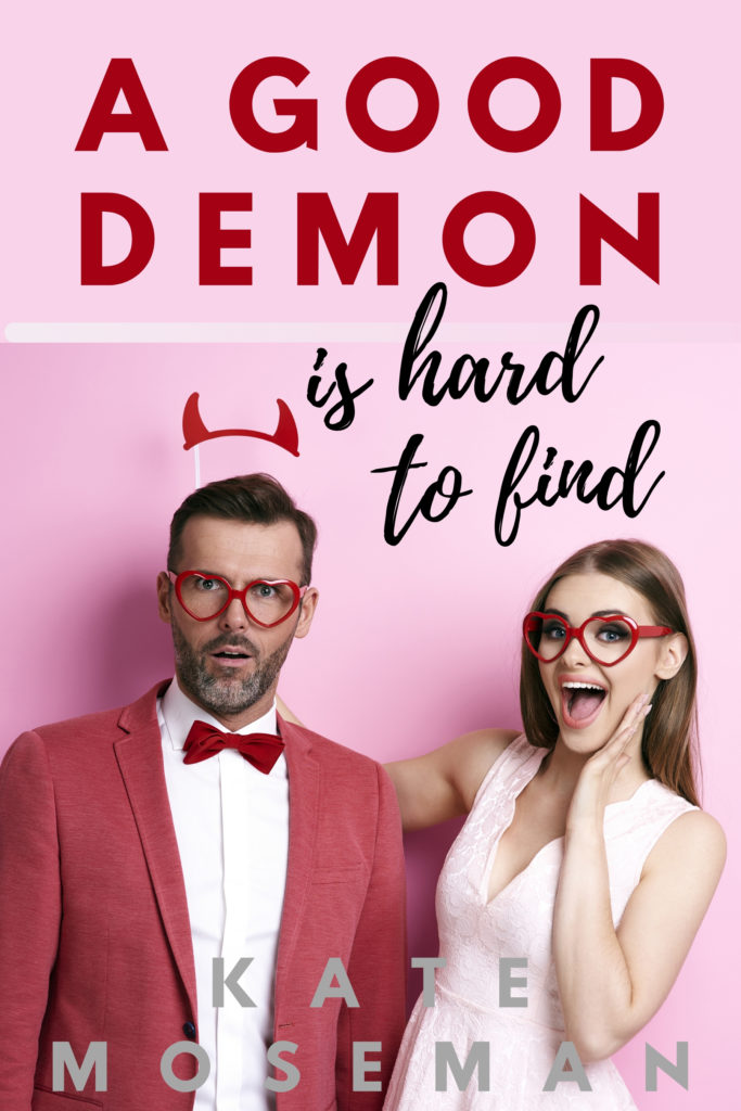 A Good Demon Is Hard to Find Ebook Cover Wide 683x1024 - Book Review- A Good demon is hard to find by Kate Moseman