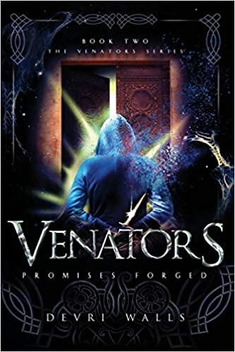 51FIDmhUDHL. SX331 BO1204203200  - Book Review- Venators 2 Promises Forged by Devri Walls
