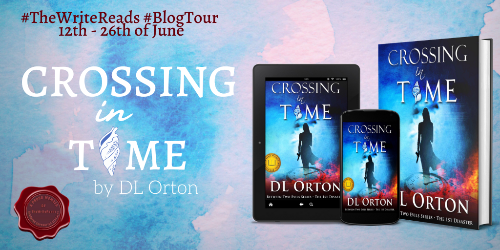 orton - Book Review- Crossing in Time by D. Orton