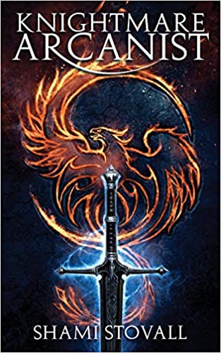 51NyC gP7FL. SX311 BO1204203200  - Book Review- Knightmare Arcanist by Shami Stovall