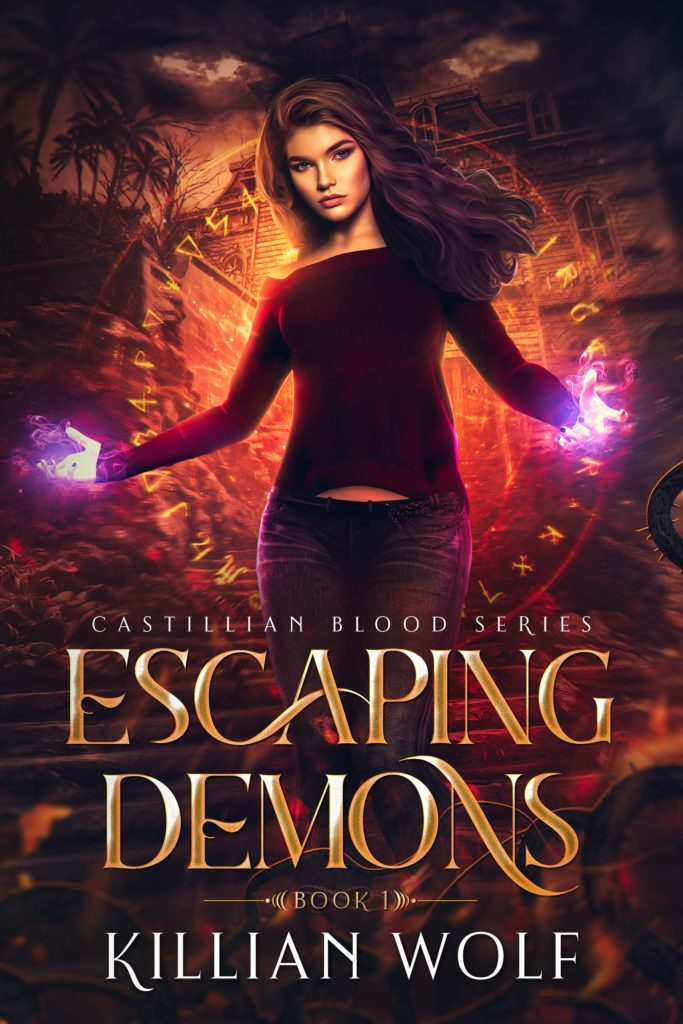84TJ8uQw 1 683x1024 - Book Review For Escaping Demons by Killian Wolf