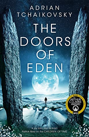 48643567. SY475  - Book Review- The Doors of Eden by Adrian Tchaikovsky