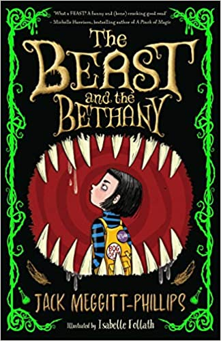 51Cn8BIPwL. SX322 BO1204203200  - Book Review of The Beast and the Bethany by Jack Meggitt-Phillips.