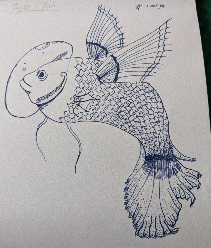 flightfish 870x1024 - Inktober