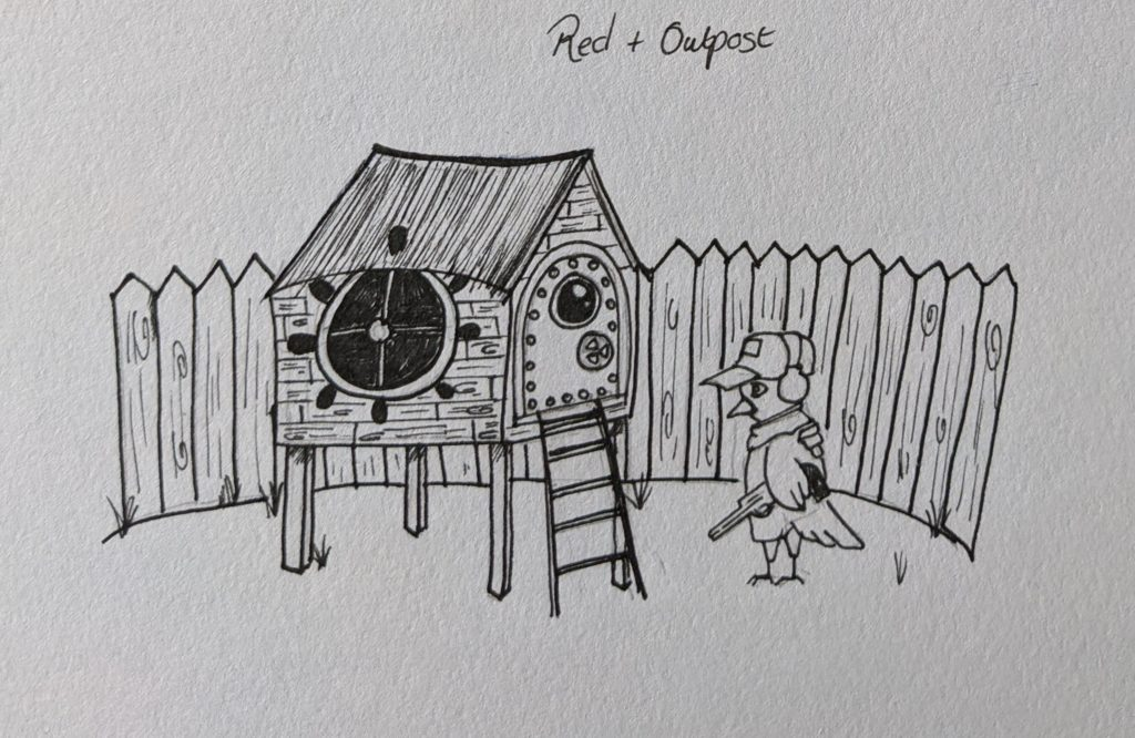 redoutpost 1024x666 - Inktober