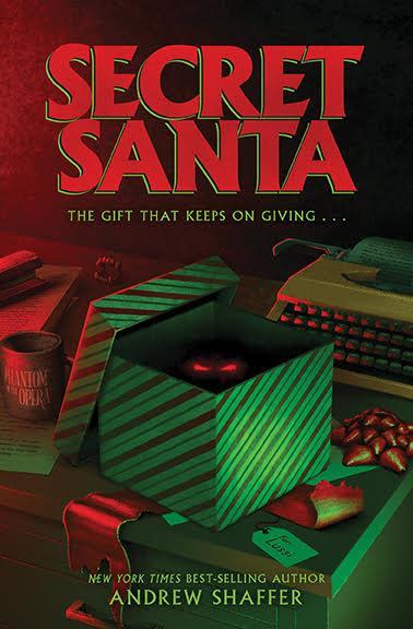 secret - Book Review: Secret Santa by Andrew Shaffer