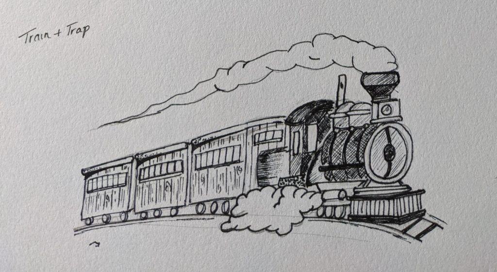 traintrap 1024x561 - Inktober