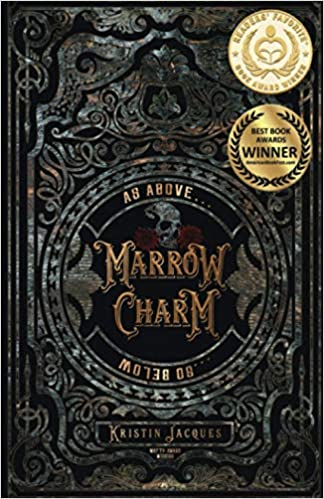 51 KSM HPQL. SX322 BO1204203200  - Book Review for Marrow Charm by Kristin Jacques