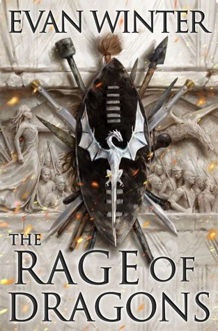 dragon - The Cake Flavoured Book Tag