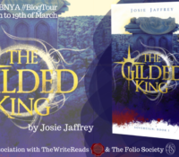 Spotlight Post- Gilded King by Josie Jaffrey
