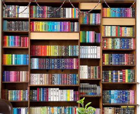 image 1 - The Danger of the Perfect Bookshelf
