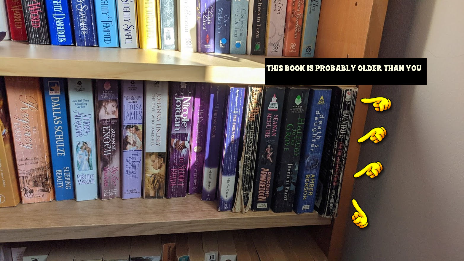 piccy3 - The Danger of the Perfect Bookshelf