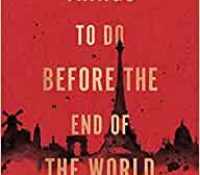 Book Review for Things to do Before the End of the World by Emily Barr