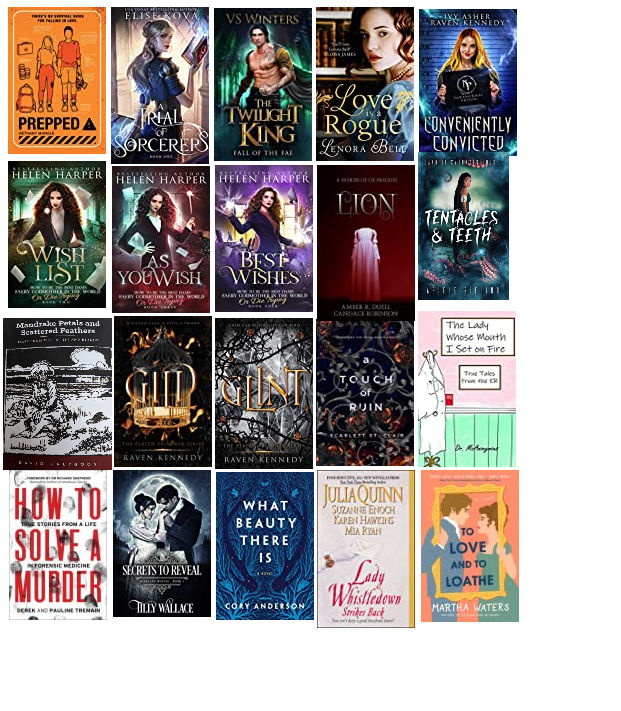 Mar2021 - March Wrap up