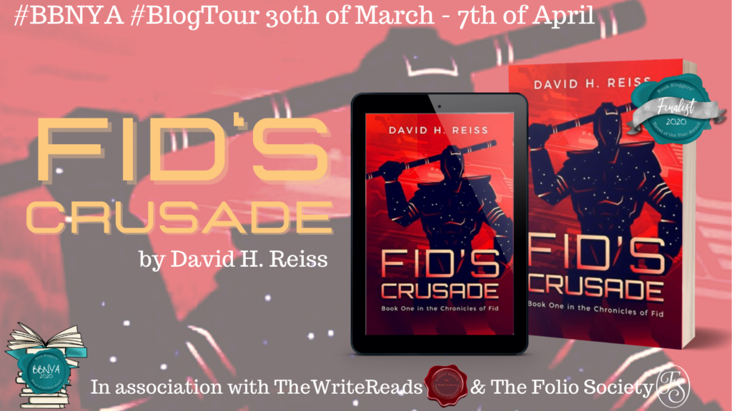 fid 1024x576 - Book Review: Fid's Crusade by David H Reiss