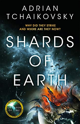 51hSoq4zMfL - Guest Book Review for Shards of Earth by Adrian Tchaikovsky