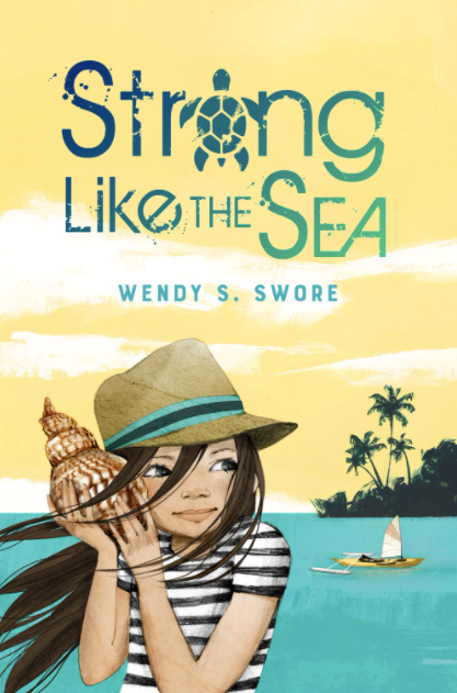 June2 - Book Review- Strong like the sea by Wendy Swore