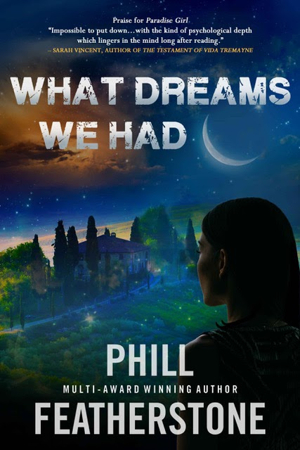 image - Book Review for What Dreams we Had by Phill Featherstone