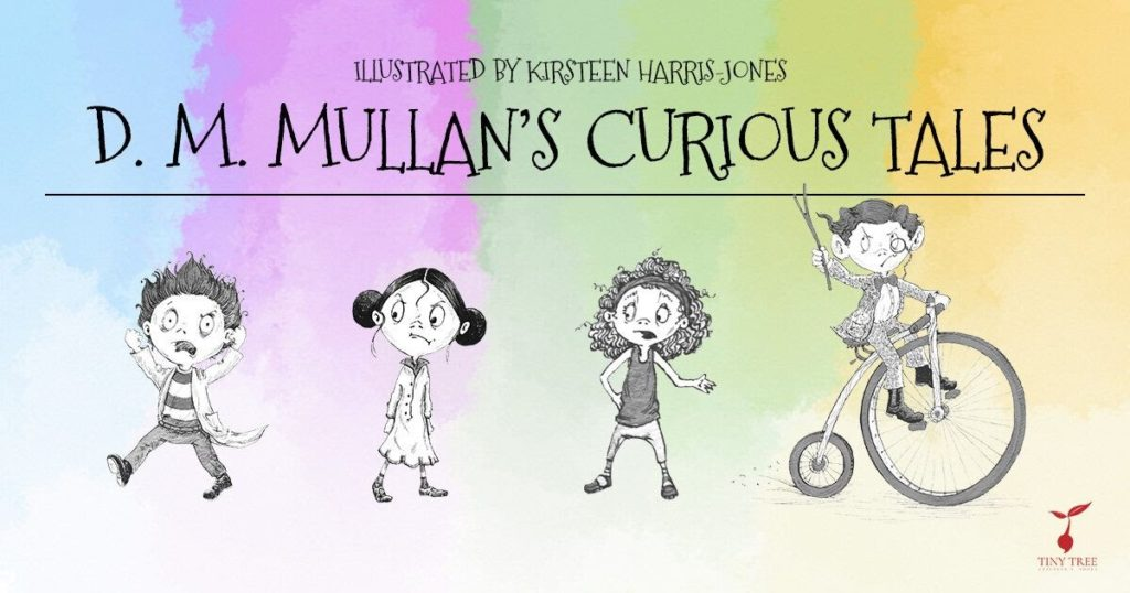 mail 1024x538 - Book Review for Hector (D. M Mullan's curious tales)