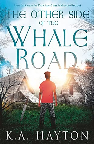 58527517. SY475  1 - Spotlight for The Other Side of Whale Road by K. A Hayton