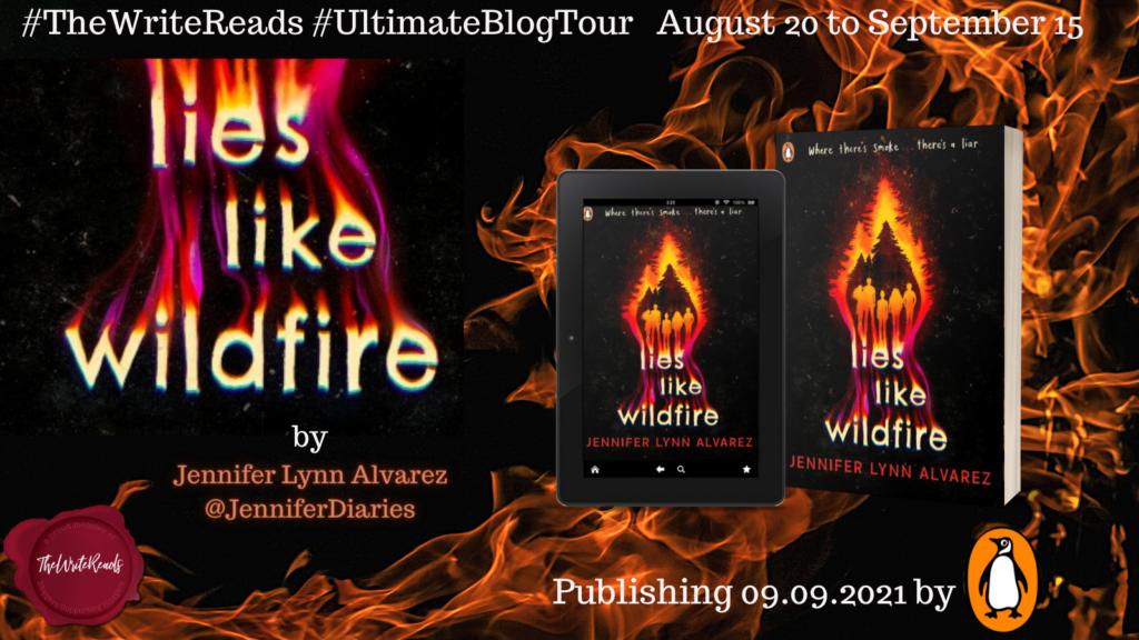lies 1024x576 - Book Review for Lies like Wildfire by Jennifer Lynn Alvarez