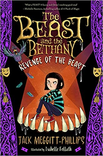 Oct6 - Book Review of The Beast and the Bethany: Revenge of the Beast by Jack Meggitt-Phillips